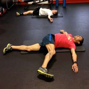 Trunk Rotation Stretch