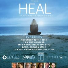 Heal Documentary November 12 and 19, 2017