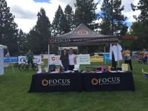 2016 Tour des Chutes Focus PT Booth