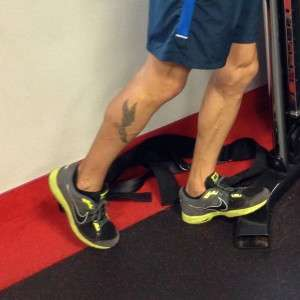 Calf Stretch to improve running form
