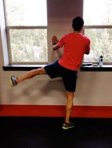 Lateral Hip Swing Mobilizes the hip joints, opens the Anterior and Posterior Oblique Slings