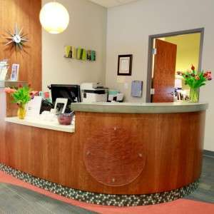 Front Office at Focus PT